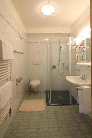 Foto del bagno Residence Rose