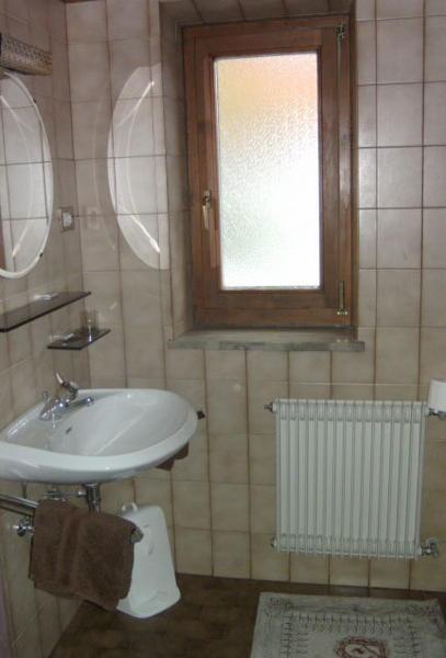 Foto del bagno Camere private con prima colazione Haus Drau