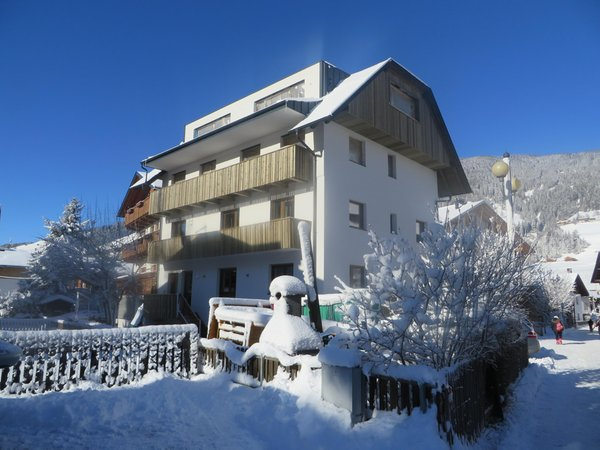 Photo exteriors in winter Burgmann Hermann