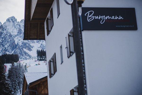 Foto esterno in inverno Burgmann Hermann