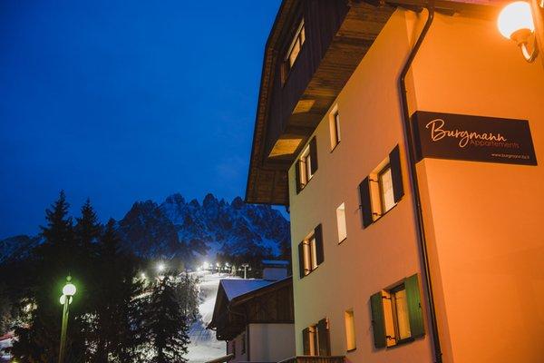 Foto Außenansicht im Winter Burgmann Hermann