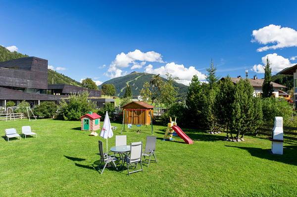 Foto vom Garten Innichen