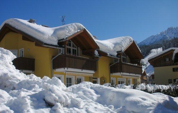 Foto invernale di presentazione Appartamenti Lercher Anna