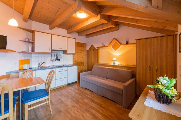 The living area Apartments Lercher Anna