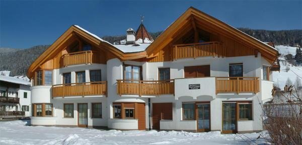 Foto invernale di presentazione Lercher Barbara - Appartamenti 3 soli