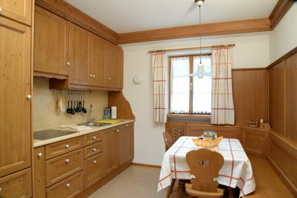 Foto der Küche Pizach