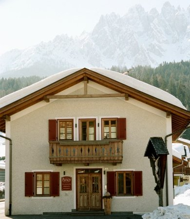 Foto Außenansicht im Winter Pizach