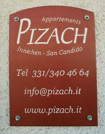 Logo Pizach