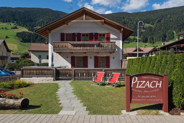 Foto estiva di presentazione Pizach - Appartamenti 4 soli
