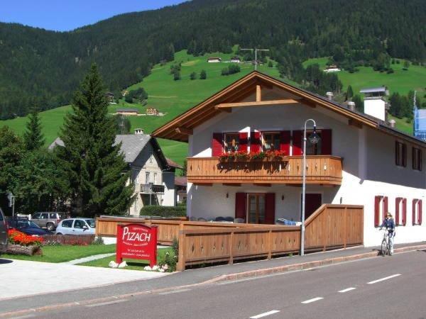 Sommer Präsentationsbild Pizach - Ferienwohnungen 4 Sonnen