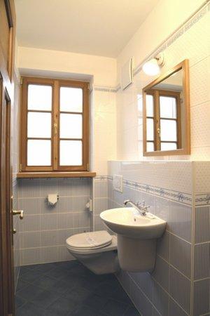 Foto del bagno Appartamenti Pizach