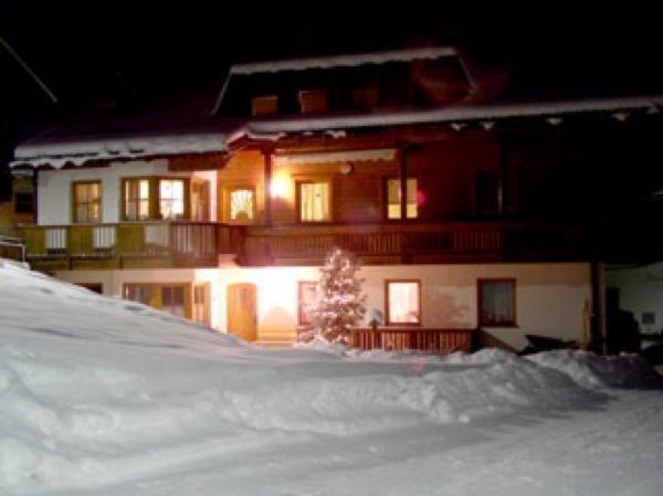 Foto invernale di presentazione Patzleiner Rosmarie - Appartamenti 3 soli