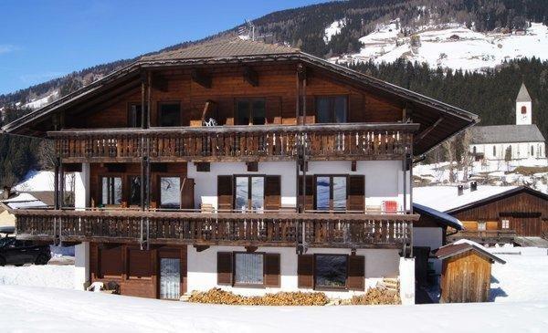 Foto invernale di presentazione Rainer Gerlinde - Appartamenti 3 soli