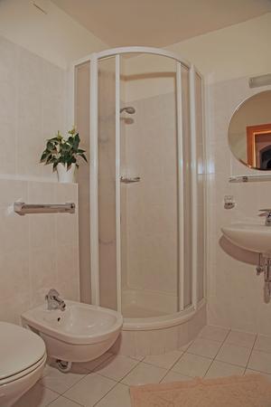 Foto del bagno Appartamenti Trojer Martin