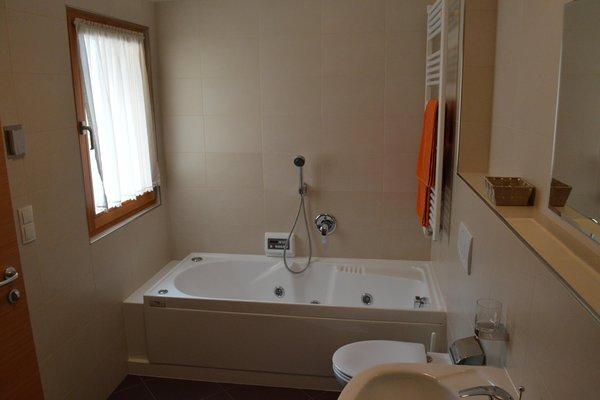Foto del bagno Appartamenti Bachmann