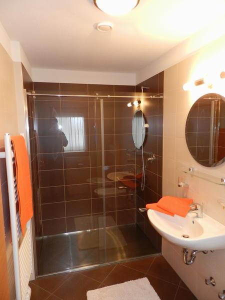 Foto del bagno Appartamenti Bachmann Anton