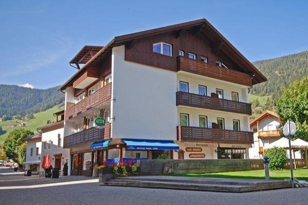 Foto estiva di presentazione Appartamenti Krautgasser