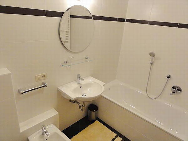 Foto del bagno Appartamenti Oberhammer Reinhard