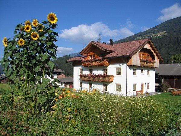 Foto estiva di presentazione Mangerhof - Appartamenti in agriturismo 4 fiori