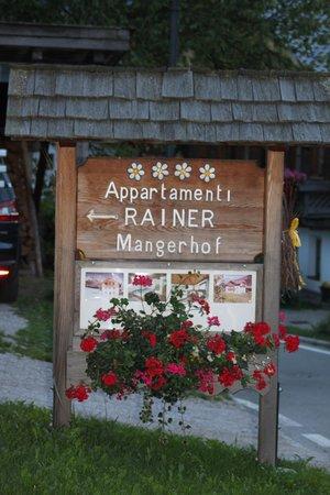 Foto esterno Appartamenti in agriturismo Mangerhof