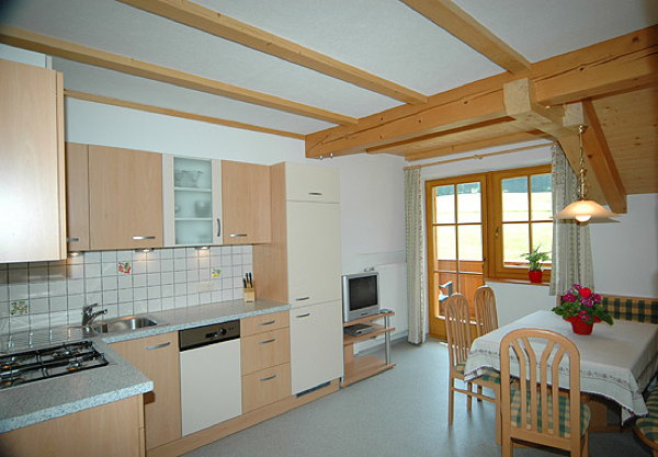 Foto della cucina Mangerhof