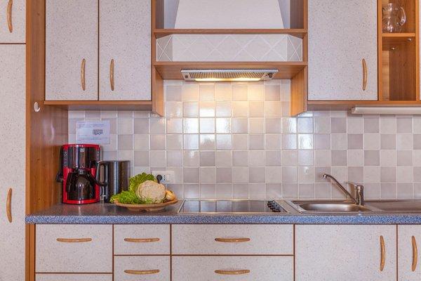 Foto der Küche Egarterhof