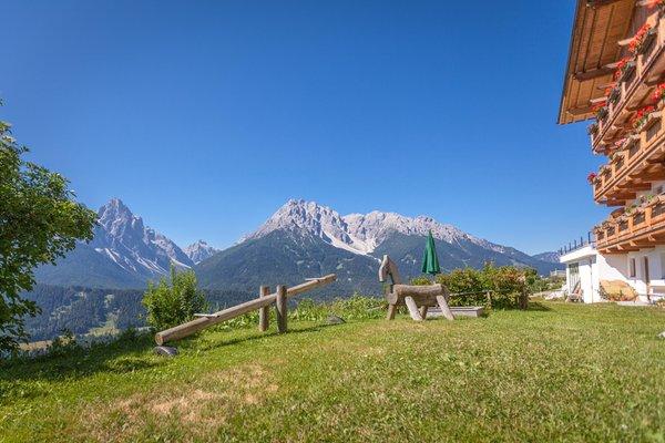 Foto vom Garten Obervierschach (Innichen)