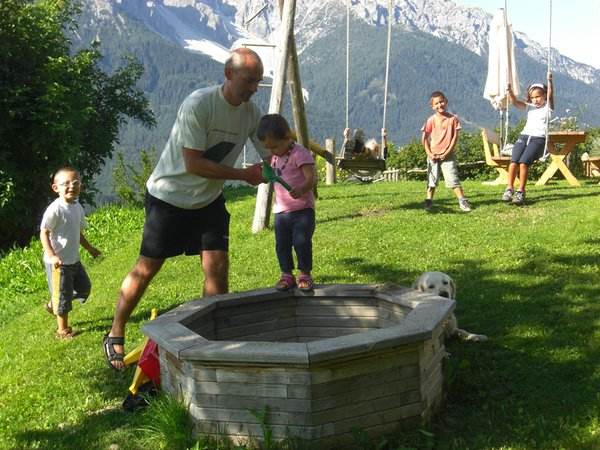 Photo of the garden Versciaco / Obervierschach (San Candido / Innichen)