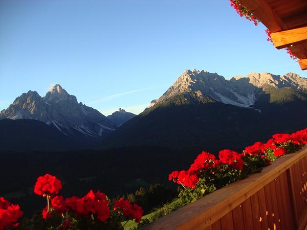 Aussicht Obervierschach (Innichen)