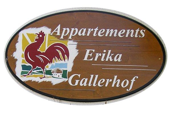 Logo Gallerhof Erika