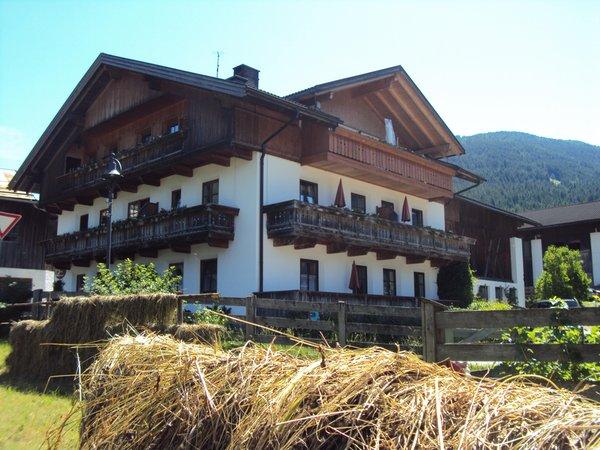 Photo exteriors in summer Gallerhof Erika