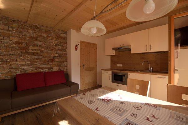 Foto der Küche Pircherhof