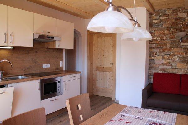 Foto della cucina Pircherhof