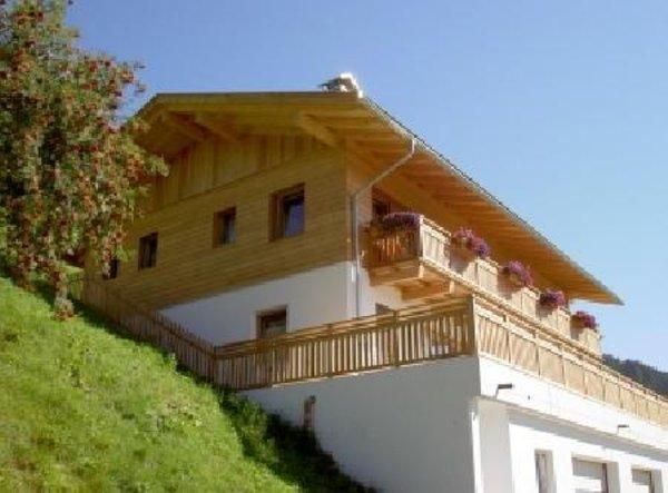 Foto Außenansicht im Sommer Pircherhof