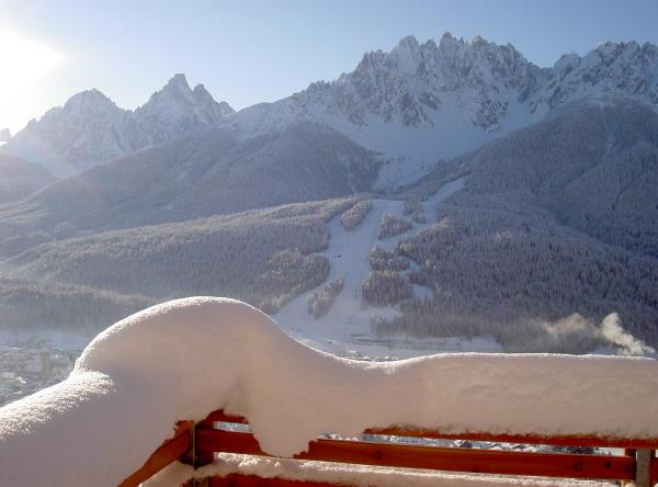 Foto del balcone Pircherhof