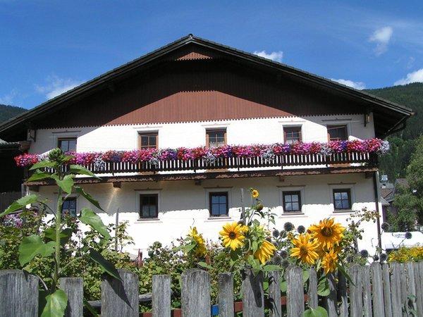 Foto estiva di presentazione Schopferhof - Appartamenti in agriturismo 3 fiori