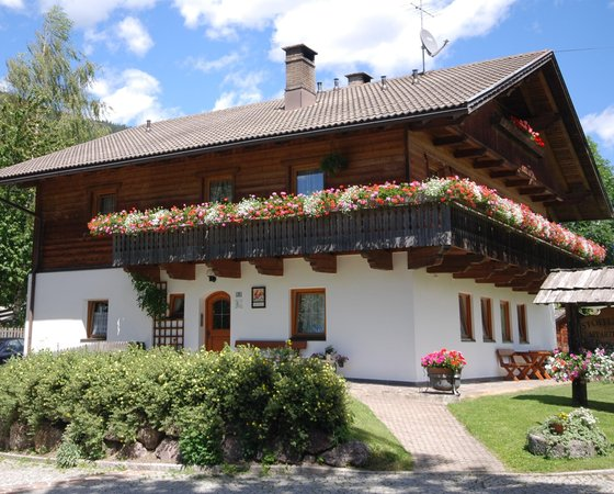 Sommer Präsentationsbild Stöfflerhof - Ferienwohnungen auf dem Bauernhof 3 Blumen