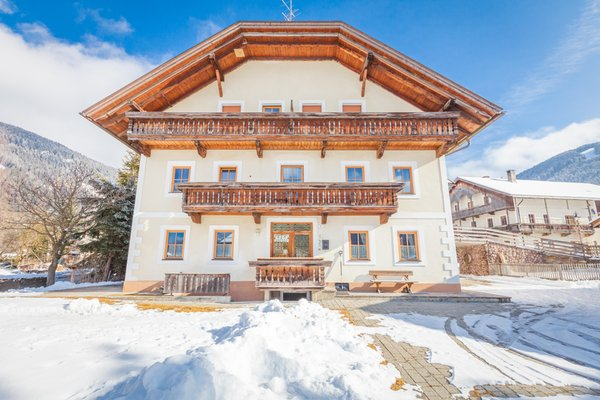 Winter presentation photo Farmhouse apartments Tolder