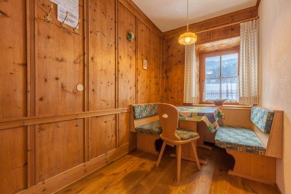 The living area Farmhouse apartments Tolder