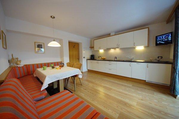 The living area Apartments Bela Munt