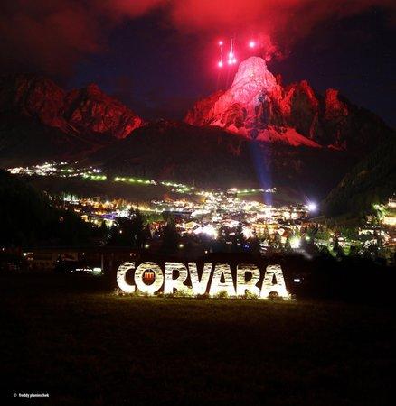 Aussicht Corvara