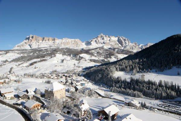 Foto invernale di presentazione La Villa - Associazione turistica