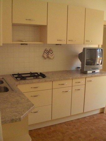 Foto der Küche Huterhof