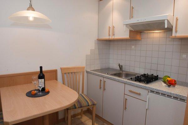 Foto della cucina Kinigerhof