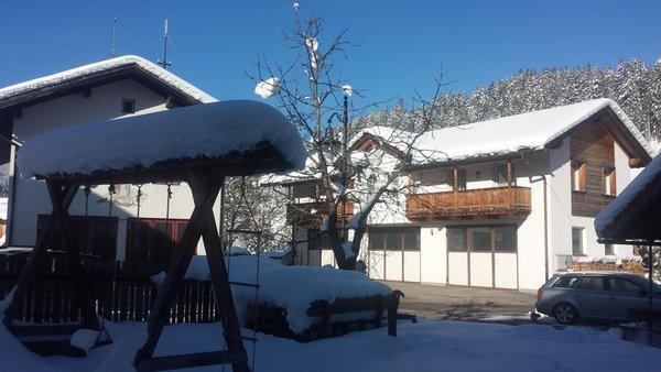Foto esterno in inverno Kuenzerhof