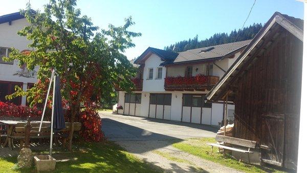 Foto esterno in estate Kuenzerhof