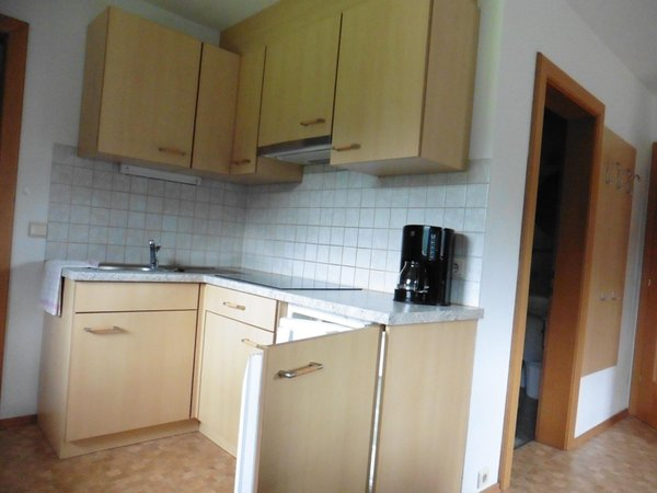 Foto della cucina Lodnerhof
