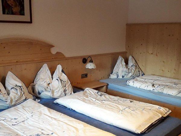 Foto della camera Appartamenti in agriturismo Lodnerhof