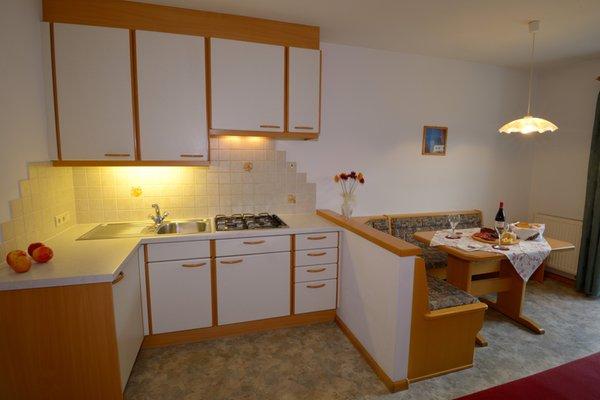 Foto della cucina Marerhof