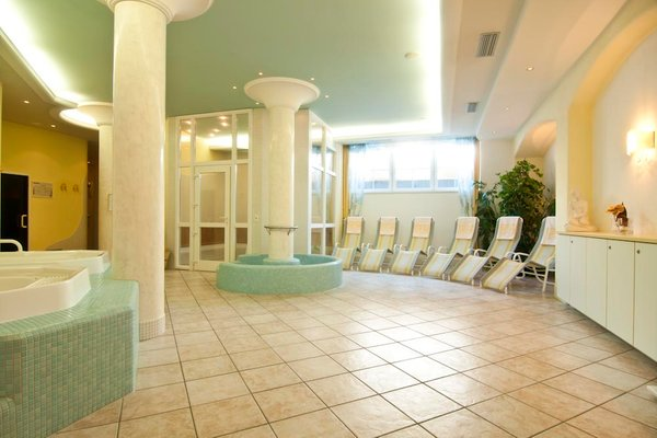 Photo of the wellness area Park Hotel  Bellevue
